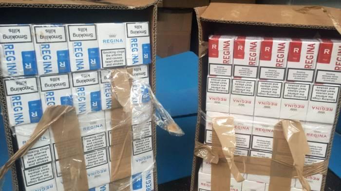 Contrabbando di sigarette, maxi sequestro da 200mila euro