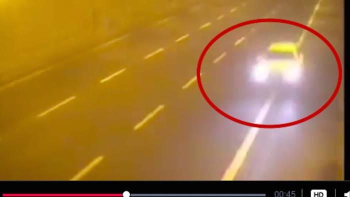 Ubriaco percorre 10 chilometri contromano in A1