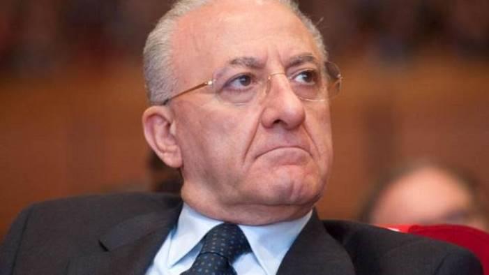 Vincenzo De Luca è stato assolto