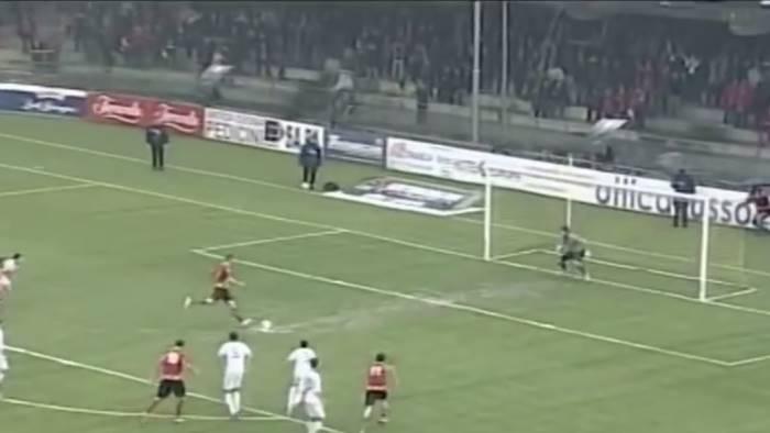 BENEVENTO-NOVARA 1-0. Chisbah-gol, il sogno sannita continua
