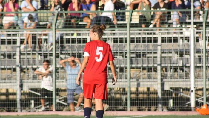 il napoli femminile supera il primo turno di coppa italia