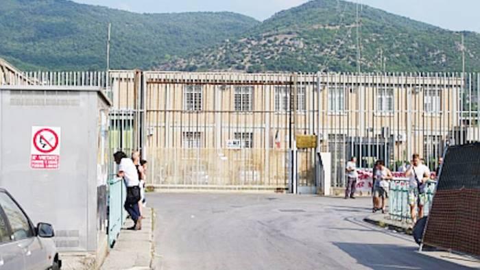 droga per i detenuti il sequestro grazie ai cani buk e barry