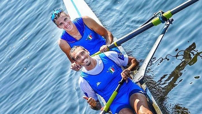 Mondiali Canottaggio: il Quattro di coppia PL con Mulas vola in semifinale