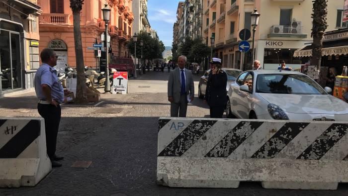 video quelle barriere antiterrorismo mi riempiono d ansia