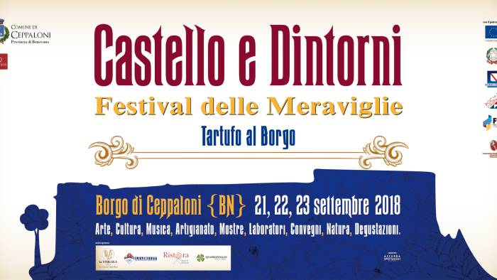 touring club italiano a castello e dintorni