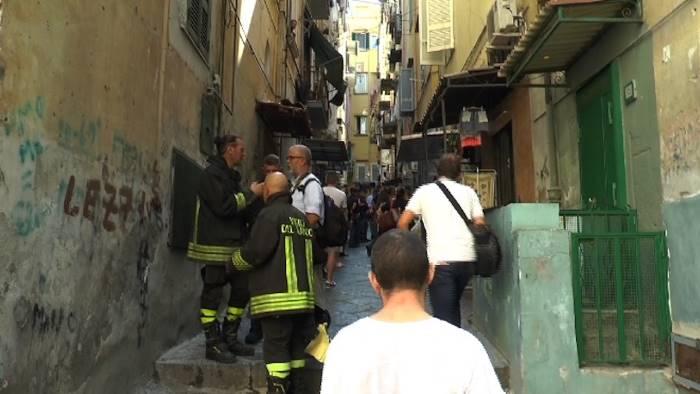 esplosione quartieri spagnoli era un dramma annunciato