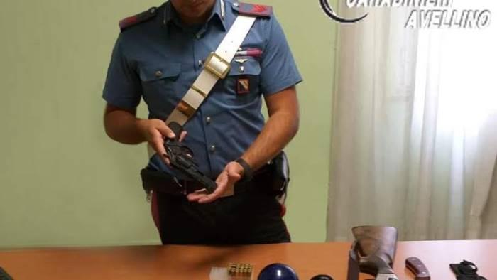 nel suv machete pistola e lampeggiante arrestato 53enne