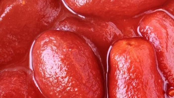 sequestrate 3 tonnellate di pomodoro in una fabbrica