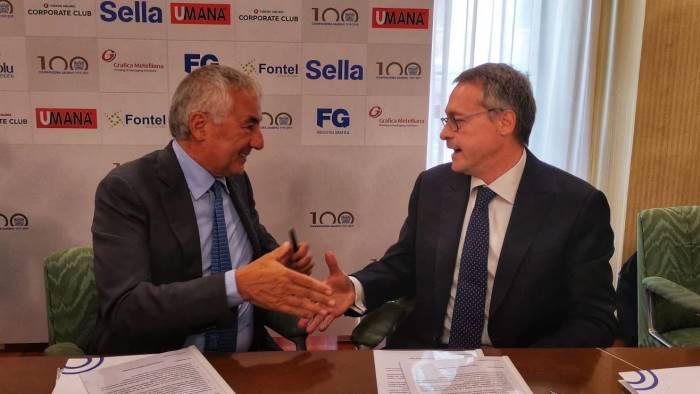 confindustria presentata bancopass supporto per le imprese