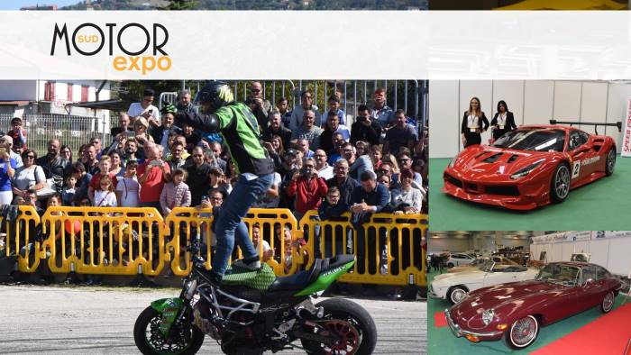 sud motor expo 2019 si parte