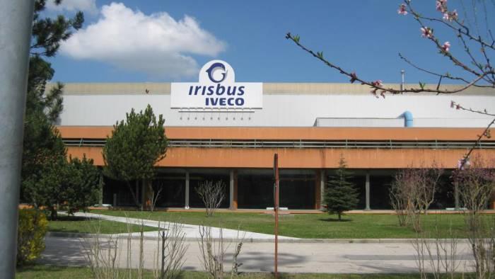 ex irisbus niente stipendi richiesta urgente tavolo al mise