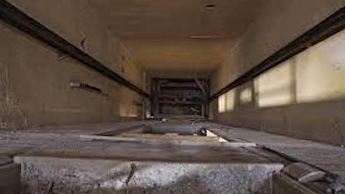 precipita da sei metri operaio ricoverato in rianimazione