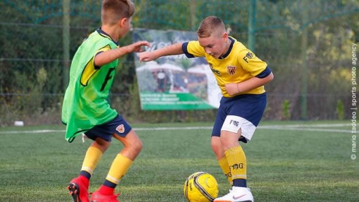 scuola calcio si aggiunge il corso di tecnica individuale