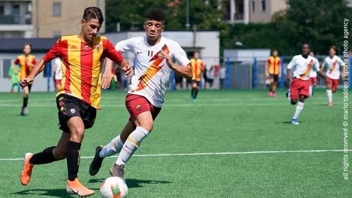 under 15 stabilito il recupero di benevento roma