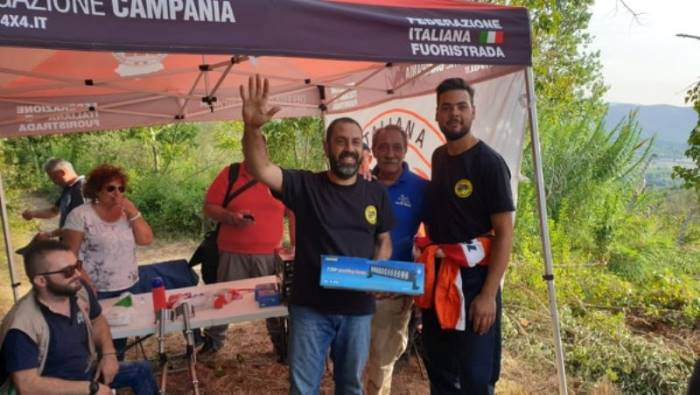 extreme off road 4x4 due arianesi sul podio a caiazzo