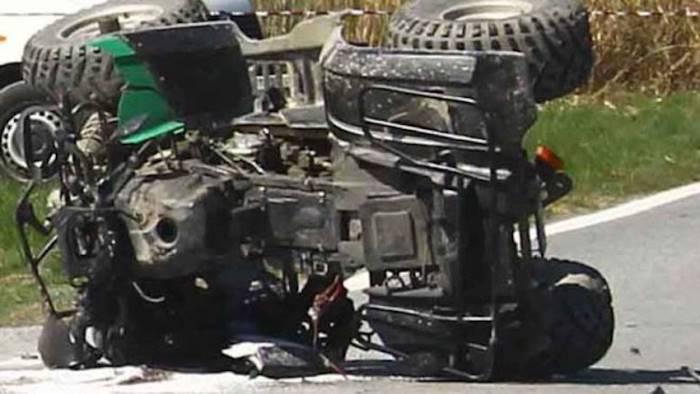 incidente a mykons 26enne campano cade in un burrone col quad