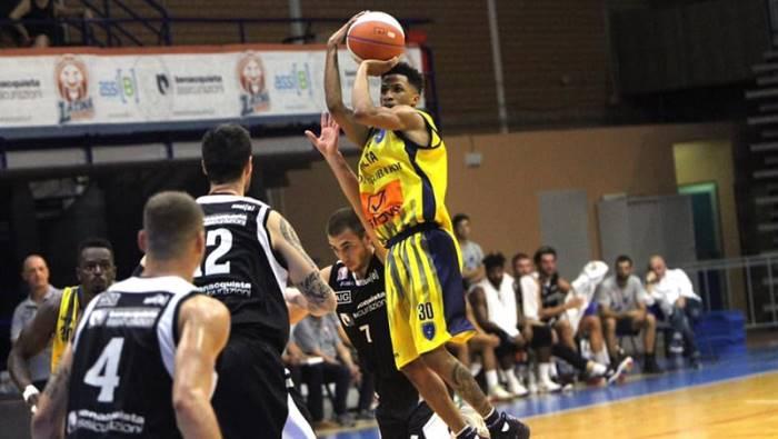 supercoppa lnp scafati basket vittoria a latina