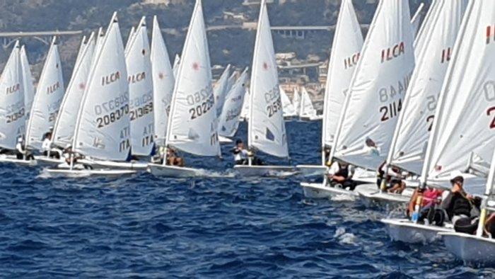 campionati italiani giovanili salerno capitale della vela