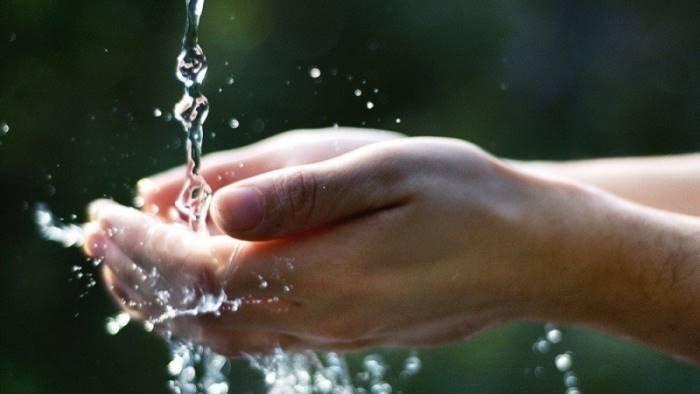 acqua gesesa il batterio a rione liberta non c e piu