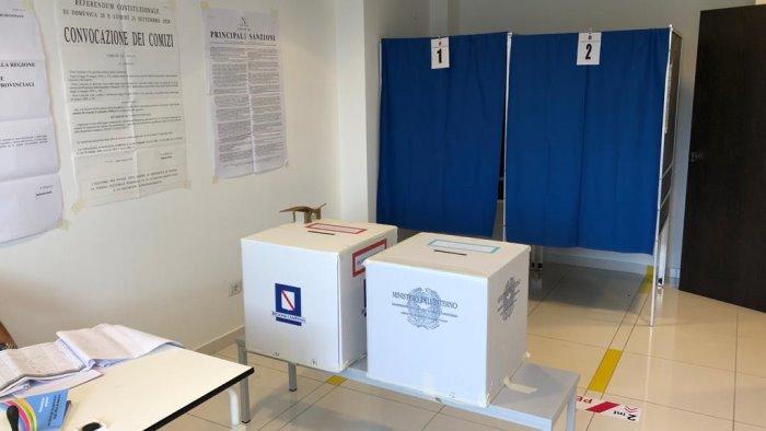moscati un seggio per i pazienti casi covid si vota a casa