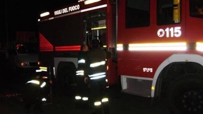 maltempo tre famiglie evacuate a limatola