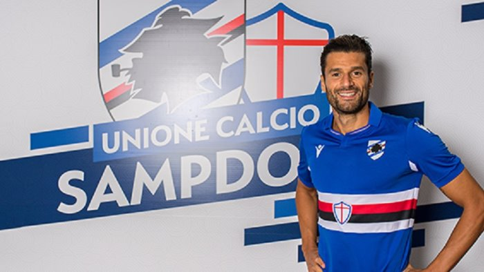 Sampdoria, affondo per Candreva: Ferrero a Milano per chiudere - Sportmediaset