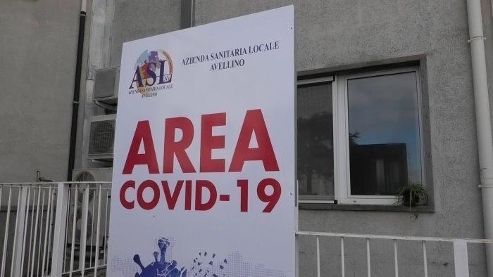 ariano area covid di nuovo a regime 9 ricoveri