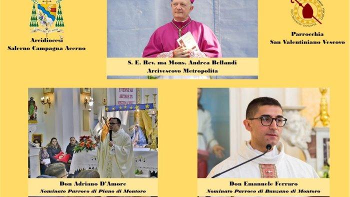 banzano arriva il nuovo parroco benvenuto don emanuele ferraro