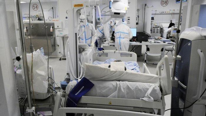 covid 19 ancora una vittima al san pio di benevento muore una 91enne