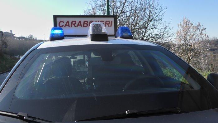 vigilantes rapinato di 50mila euro e ferito con il calcio di una pistola