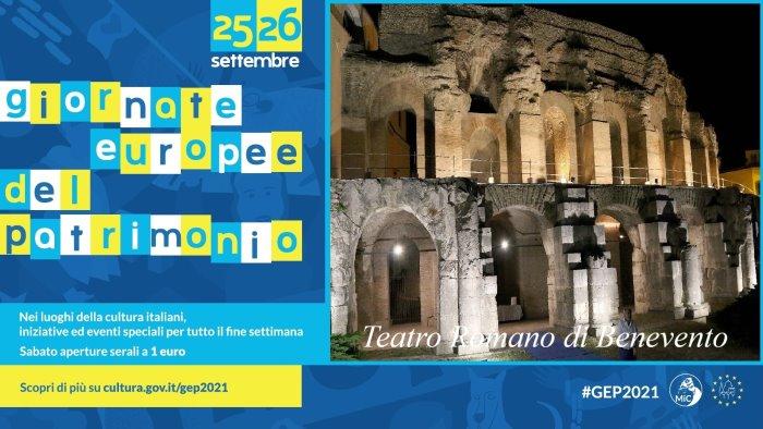 apertura straordinaria il 25 e 26 settembre area archeologica del teatro romano