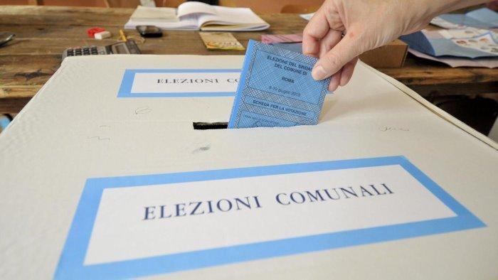dal 27 settembre al 2 ottobre ufficio elettorale aperto dalle ore 9 alle 20